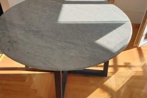 Klub i trpezarijski stolovi, Mermeri i Graniti Ilić