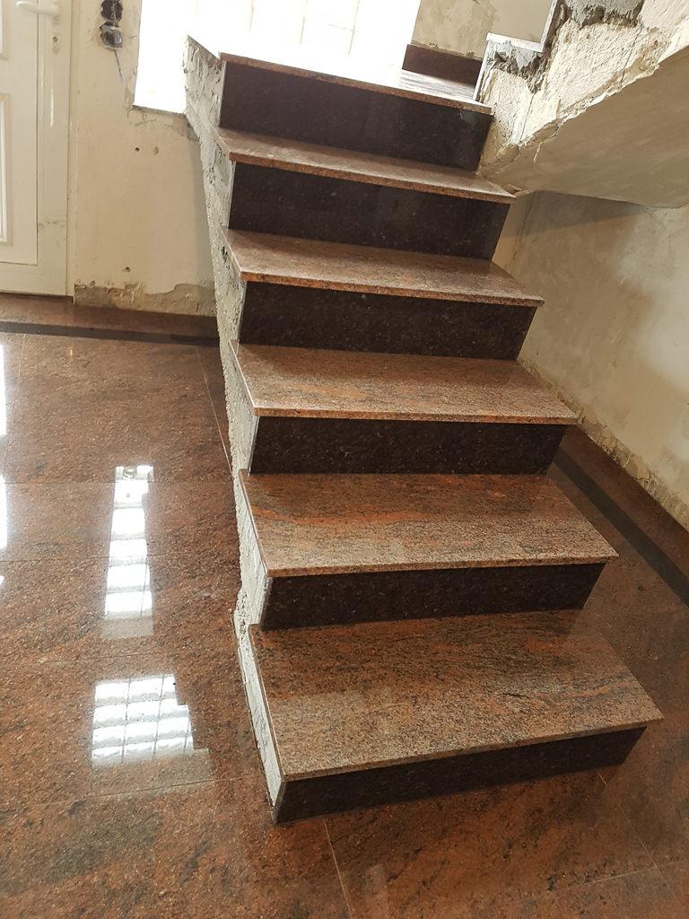 Stepenice Mermeri i Graniti Ilić