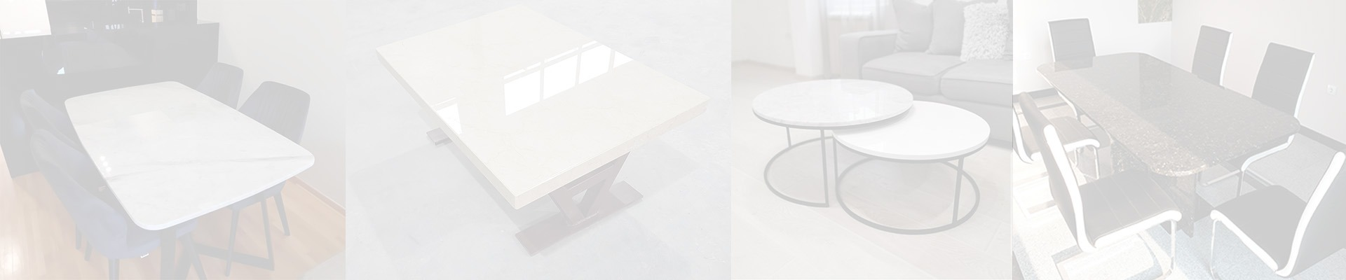 Klub stolovi Mermeri i Graniti Ilić