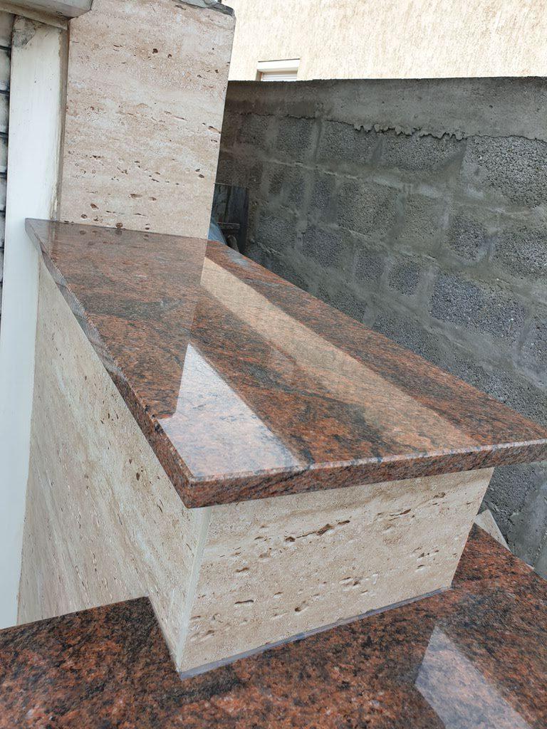 Fasade i zidovi Mermeri i Graniti Ilić