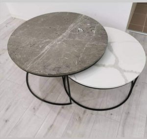 Klub i trpezarijski stolovi Mermeri i Graniti Ilić