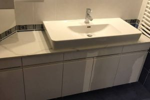 Kupatilske ploče od mermera i kvarca, kupatilo od mermera