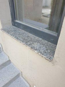 Potprozorske klupice, daske od mermera i granita