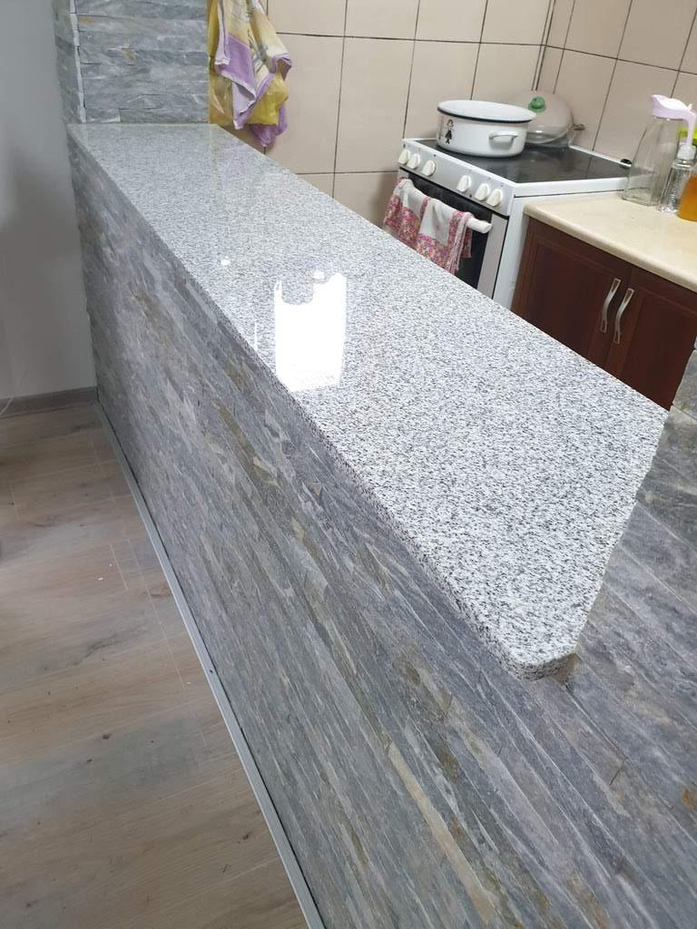 Šank od mermera granita kvarca