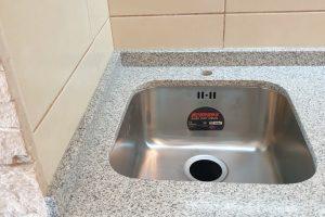 kuhinjska ploca granit podgradna sudopera