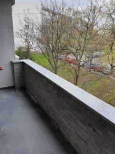 granitna okapnica za terasu