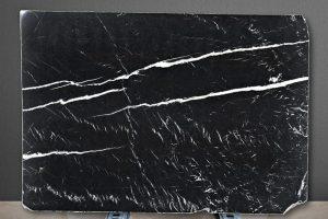 Nero Marquina mermer materijali Mermeri i Graniti Ilić
